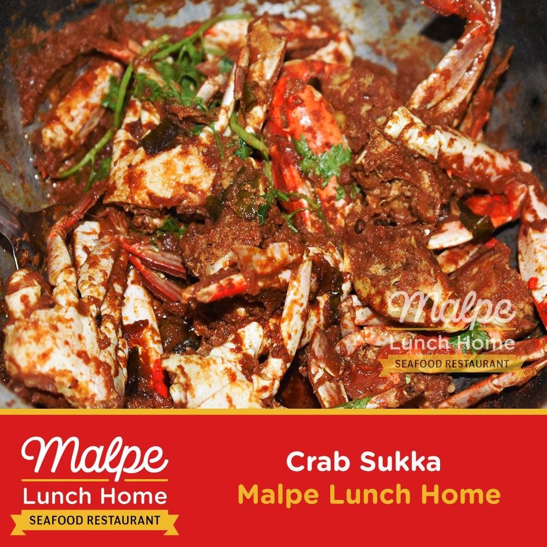 Seafood in Malpe Beach
