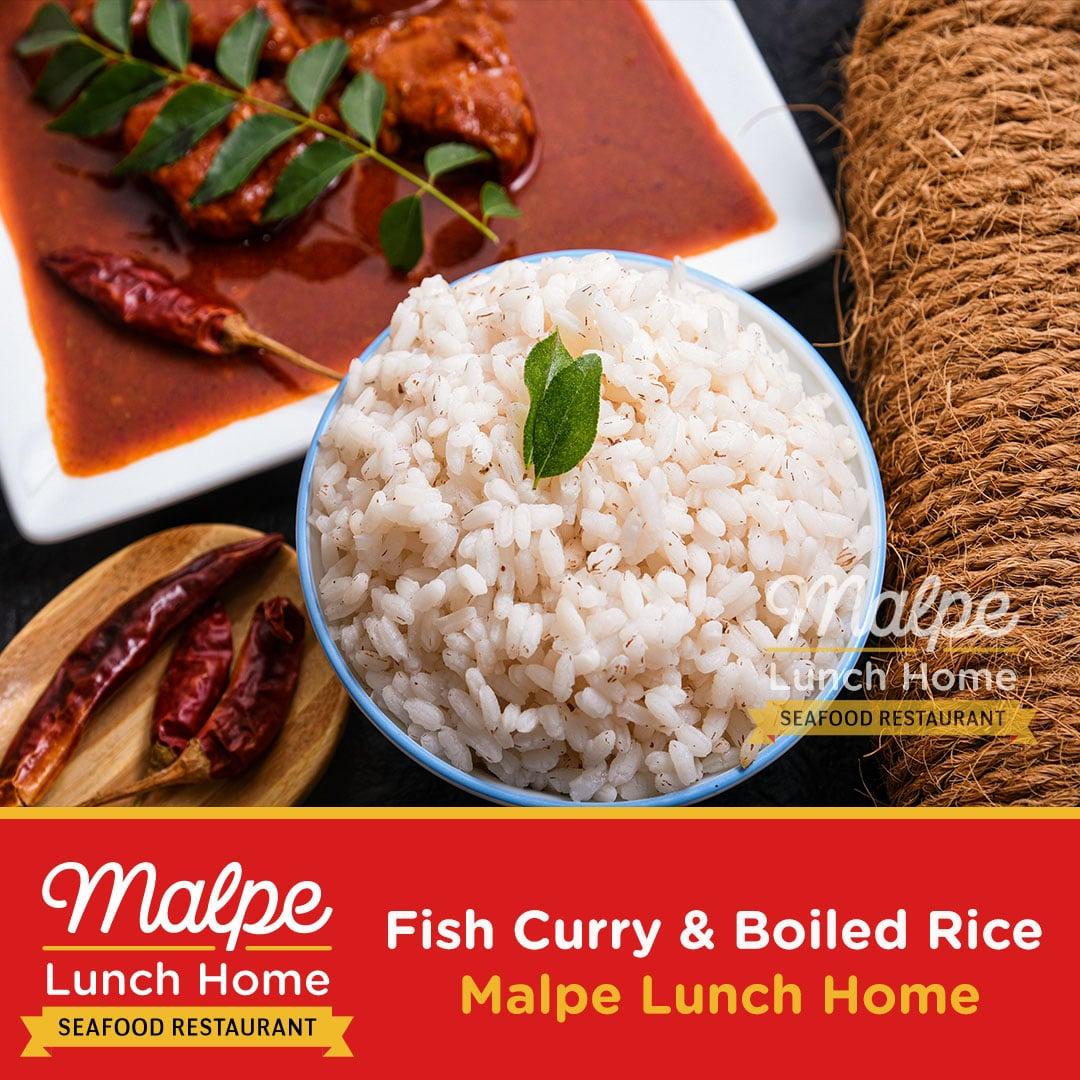 Fish Lunch Restaurant in Malpe