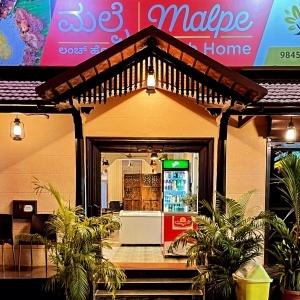 Best restaurants near Malpe Beach Udupi