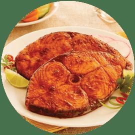 Fish Masala Fry