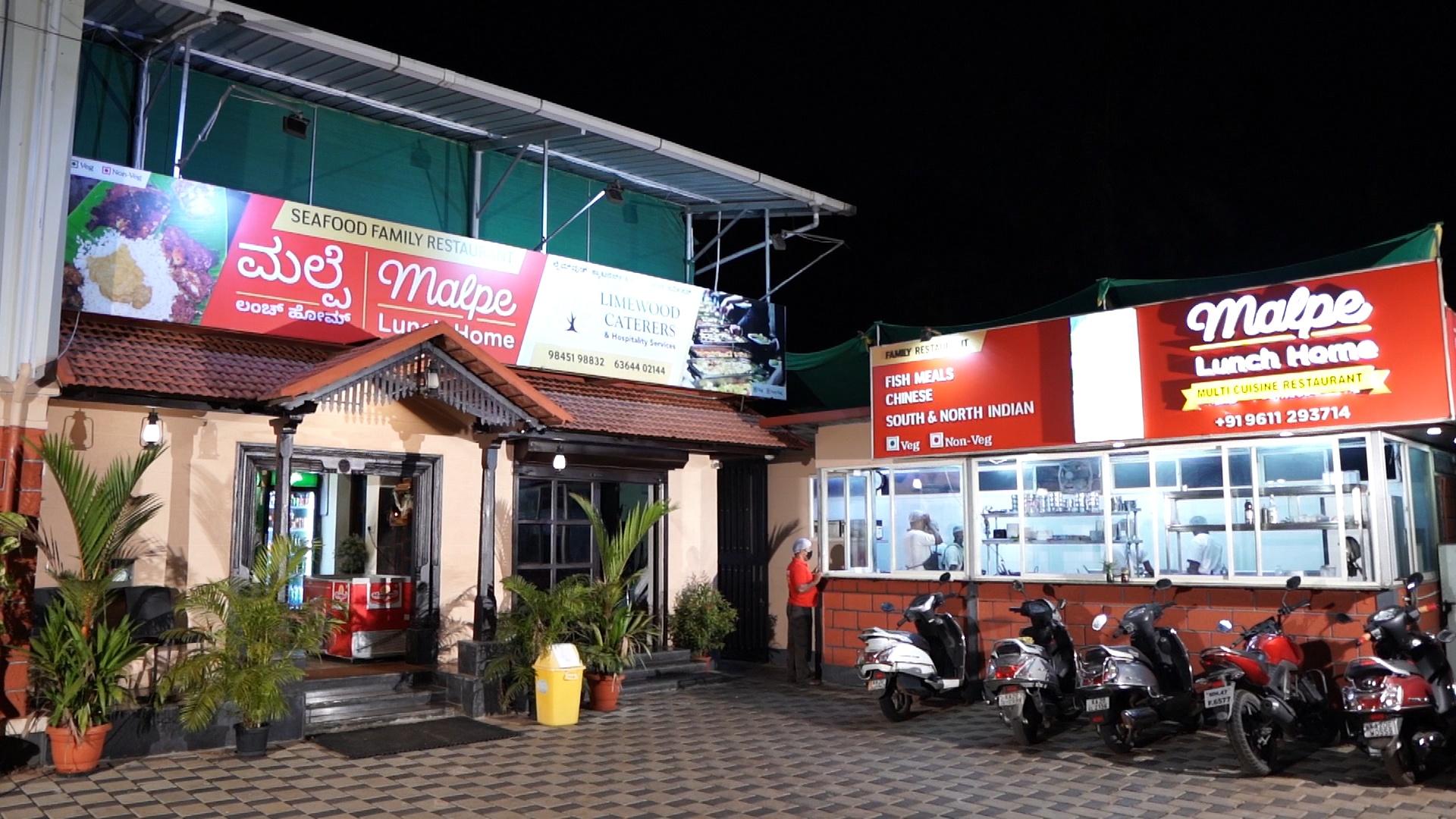 Seafood Restaurants in Malpe Beach