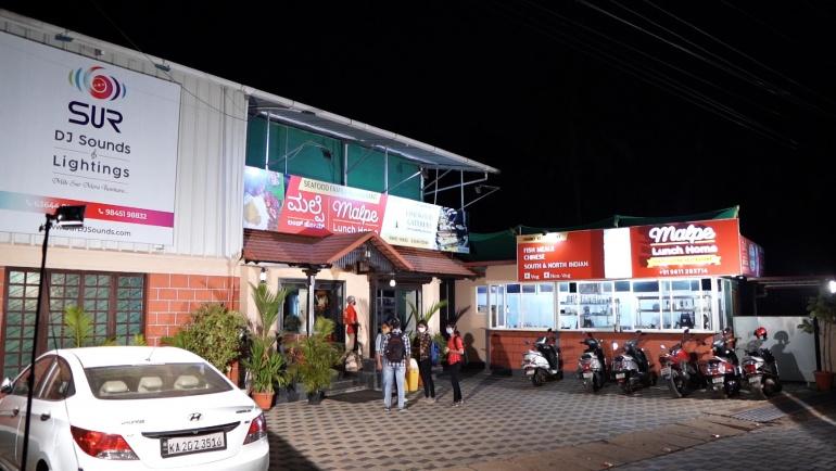 Nearest Restaurants Malpe