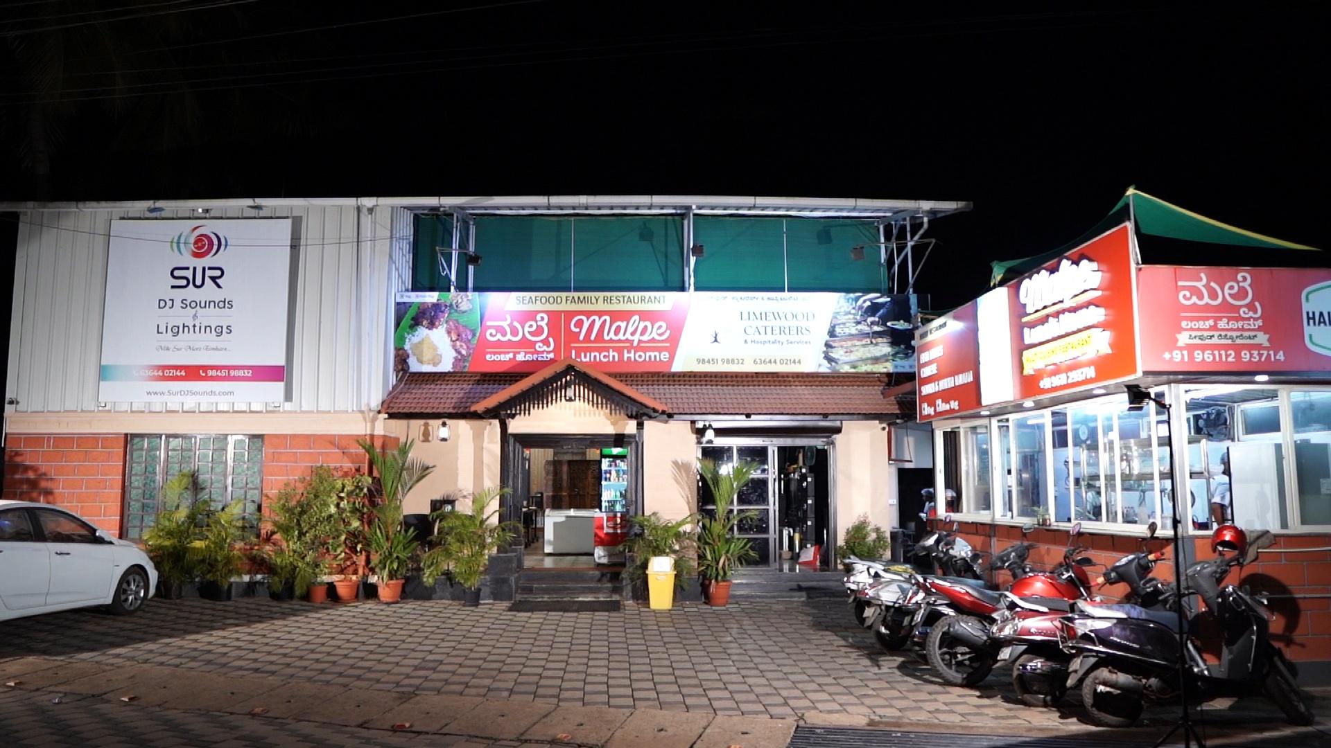 Beachside Restaurants in Malpe