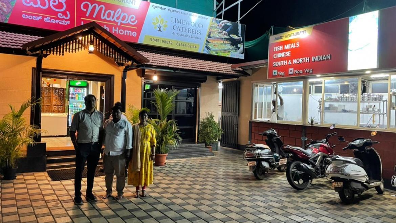 North Indian Restaurant in Malpe