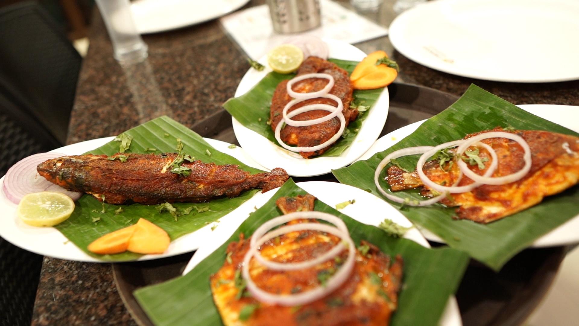 Seafood Restaurants in Malpe Beach Udupi