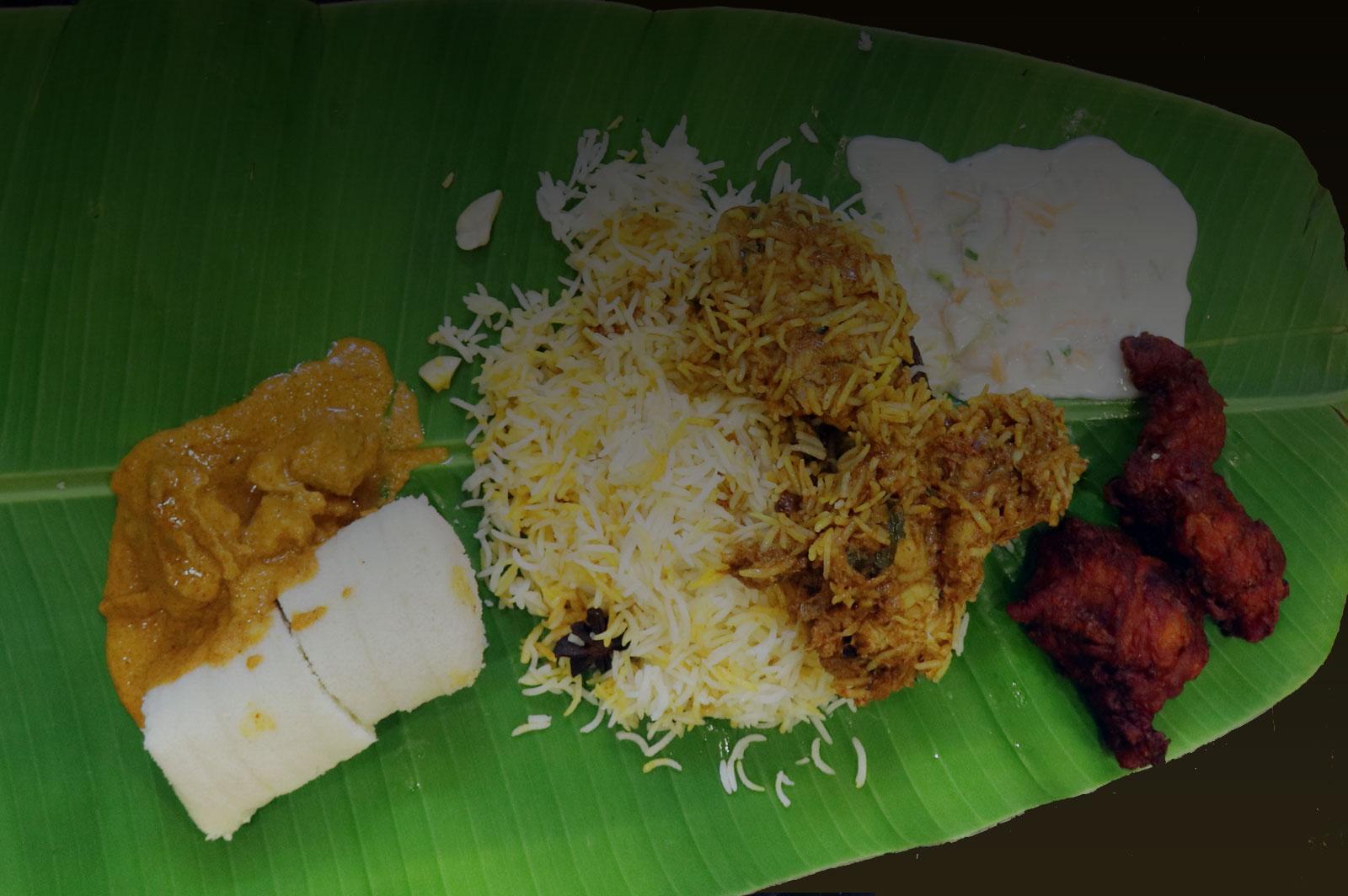 Banana leaf Fish Lunch Restaurasnt in Malpe.