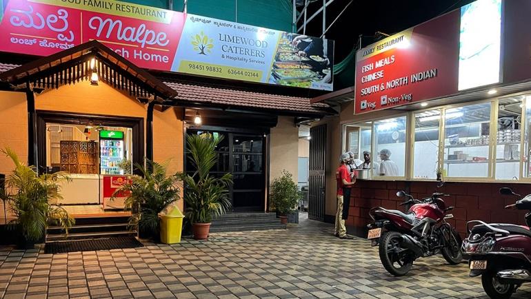 Best Restaurants in Udupi